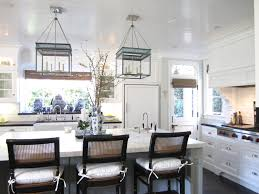 Stained Wood Kitchen Cabinets Black Marble Counter Top Cream Lacquered Pine Wood Kitchen Cabinet