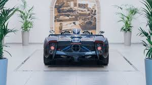 pagani factory pagani will now perform complete zonda restorations in house the
