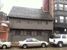 Paul Revere House Floor Plan by Boston I Had A Big Lunch