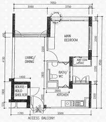 floor plans for geylang serai hdb details srx property