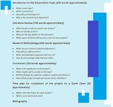 dissertation proposal template dissertationhelpguide