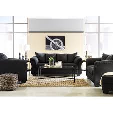 Wolf Furniture Outlet Altoona by Contemporary Full Sleeper With Flared Back Pillows By Signature