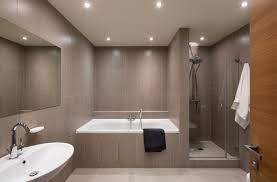 Luxury Bathroom Showers Modern Stylish Luxury Bathroom Shower Room Adjoining Bathtub Also