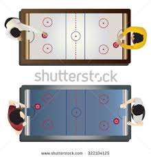 Table Top Hockey Game Air Hockey Table Stock Images Royalty Free Images U0026 Vectors