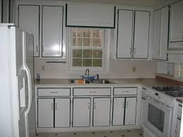 Painting Kitchen Cabinets Ideas Pictures Magnificent Kitchen Cabinet Paint Ideas 12 Within Small Home