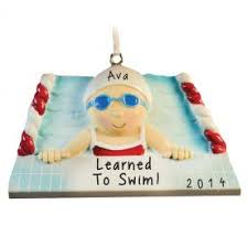 swimming ornaments gifts for you