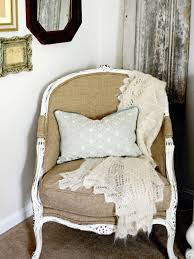 Bedroom Armchairs Liven Up A Bedroom With Thrifty Finds Hgtv