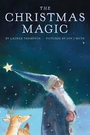 thompson products inc photo albums the christmas magic by thompson scholastic
