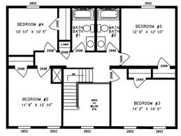 southern living floor plans two story modular home southern living cape bsn homes