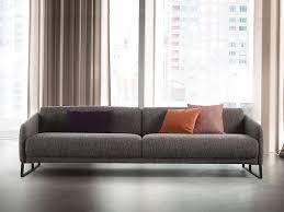 Modern Comfortable Couch Comfortable Sofa With Mechanism For Pulling Out The Seat Idfdesign
