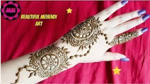 mehr mehndi stylish party henna pretty and simple mehendi