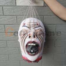 Halloween Decorations And Props Sale by Discount Human Head Prop 2017 Human Head Prop On Sale At Dhgate Com