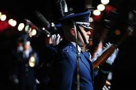 thanksgiving day when af honor guard band debut talents at historical macy u0027s