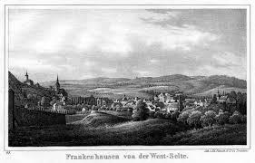 Panorama Bad Frankenhausen Bad Frankenhausen Zvab