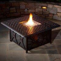 48 Inch Fire Pit by Alfresco Home Outdoor Fire Features Fire Feature Supply
