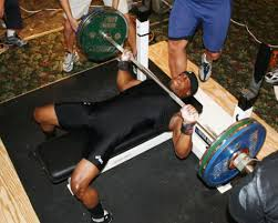 Bench Press Raw Record Claude Boyer Can Bench Press 400 Pounds Weighing 165