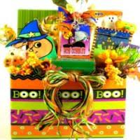 halloween gift baskets halloween candy gift delivery