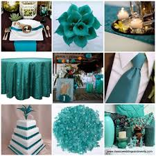 teal wedding teal wedding decorations obniiis