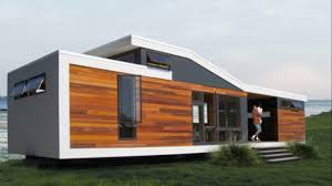 Prefabricated Tiny Homes by Beautiful 640 Sq Ft California Solo 1 Modern Prefab Tiny House