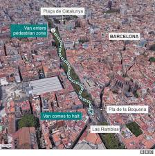 barcelona and cambrils attacks what we know so far bbc news