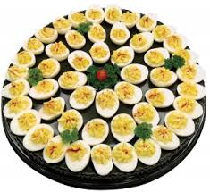 deviled eggs trays party platters russ s market lincoln ne