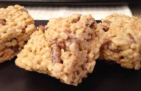 thanksgiving rice krispie treats easier than pie thanksgiving treats