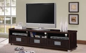 Tv Furniture Design Hall Amazon Com Wholesale Interiors Baxton Studio Gerhardine Wood Tv
