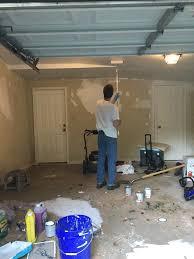 neko random painting garage ceiling