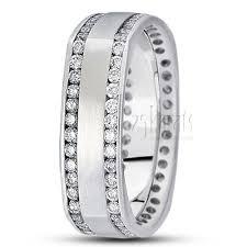 e wedding bands square diamond wedding band dmc101038 14k gold