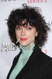 cute adult hairstyles 35 order up st vincent trades in her guitar for an apron while