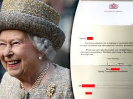 Queen Of England Meme - royal mail queen respond to american who begs britain to take