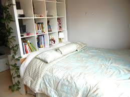 bedroom extraordinary twin bed with storage and bookcase