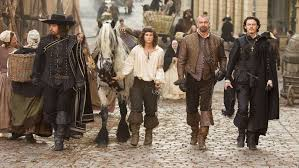 the three musketeers u2013 compare and contrast feature movies empire