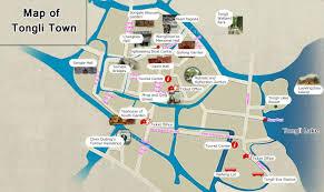 Suzhou China Map by Tongli Town Suzhou Jiangsu How To Get From Suzhou Shanghai