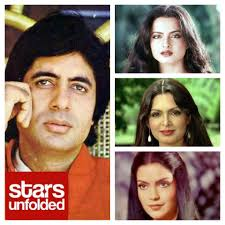 3 girlfriends of amitabh bachchan secret stories starsunfolded