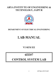 lab manual 6ee7 cs matlab rectifier