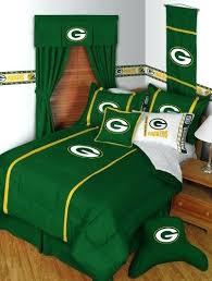 Green Bay Packers Bedding Set Green Bay Packers Bedroom Sets Green Bay Packers Bedding