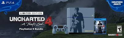 amazon playstation 4 console black friday amazon com playstation 4 500gb console uncharted 4 limited