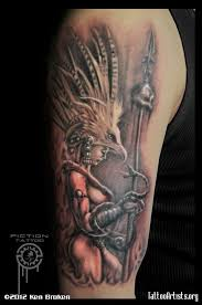 black and gray tattoo artists org