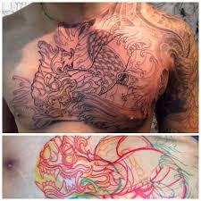 naga tattoo thailand view proudly truong87 instagram photos videos free hand naga dragon