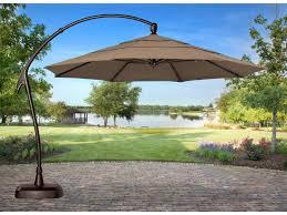 Aluminum Patio Umbrellas by Patio 11 Large Patio Umbrellas 13 Foot Patio Umbrellas Fim P