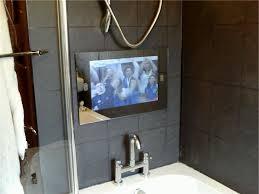 idea bathroom amazing bathroom tv ideas on bathroom ideas home design ideas