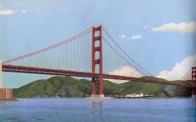 how would they build the golden gate bridge if they had to do it