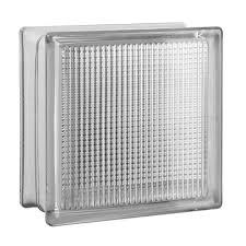 Decorative Cinder Blocks Home Depot Clear Glass Block Glass Blocks The Home Depot