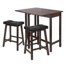 Glass Top Round Dining Tables by Kitchen Awesome Kitchen Table Round Glass Dining Table Dark Wood
