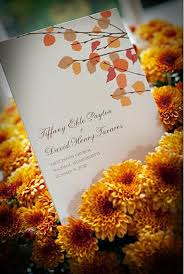 fall wedding fall wedding invitations ideas for your autumn weddings