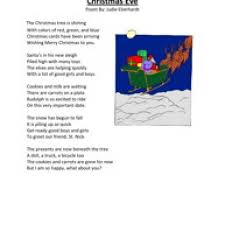free christmas reading comprehension worksheets for 2nd grade