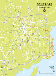 Map Of Jakarta Large Denpasar Maps For Free Download And Print High Resolution