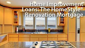 homestyles com home improvement loan fannie mae homestyle renovation mortgage