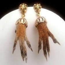 strange earrings 12 strangest earrings oddee
